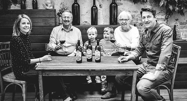 Weingut mit Tradition